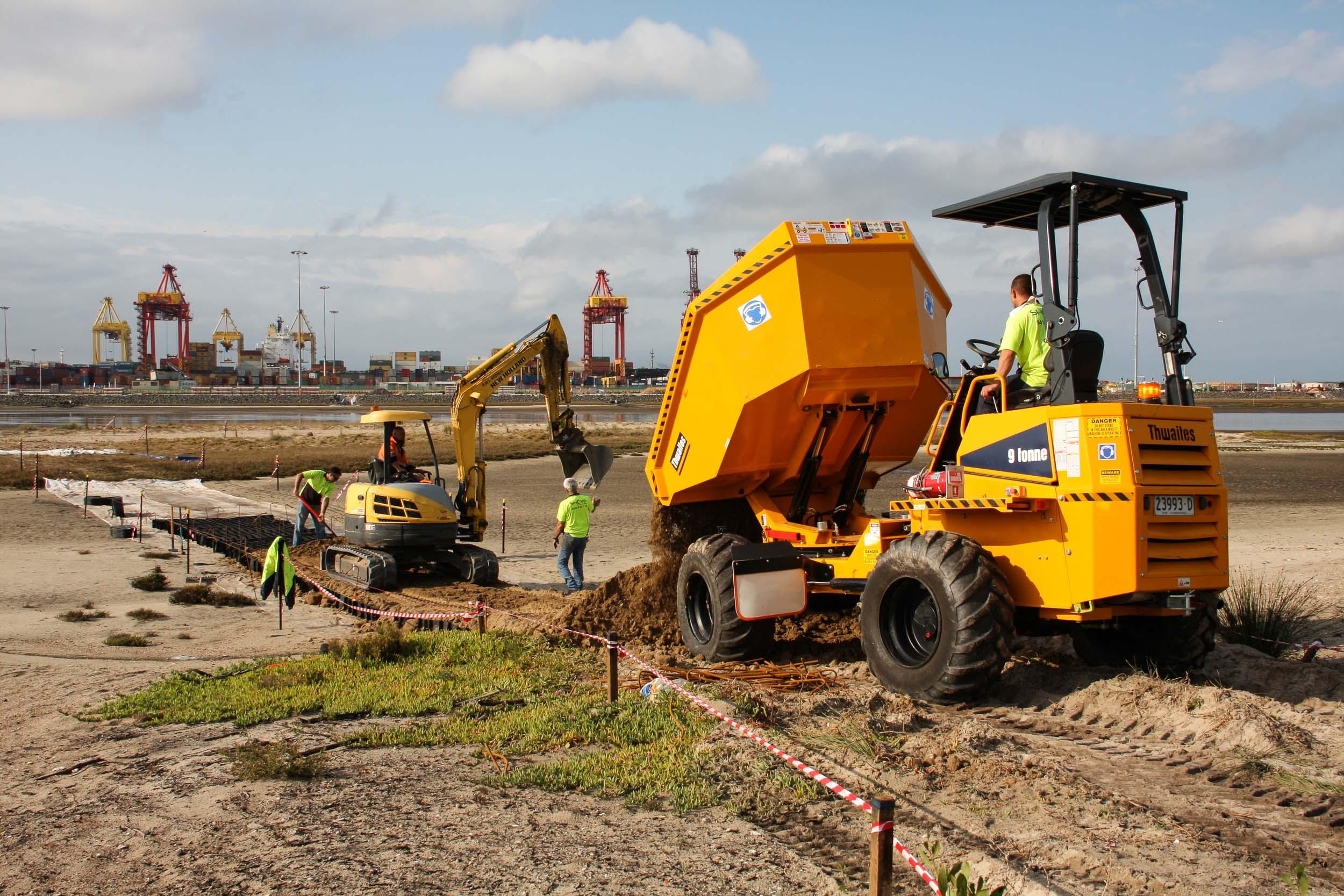 NSW civil construction company